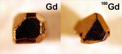 Gt-Bi-Pt compound crystals (MIT)