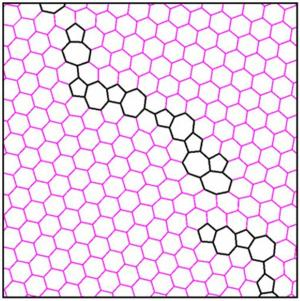 Graphene seperated by grain boundaries image (ICN2)