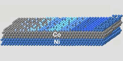 Multi layered cobalt and nickel films for spintronics