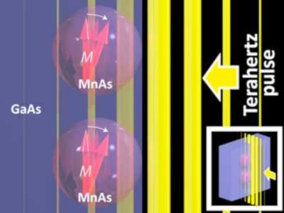 Tokyo University TeraHerz Spintronics MnAs